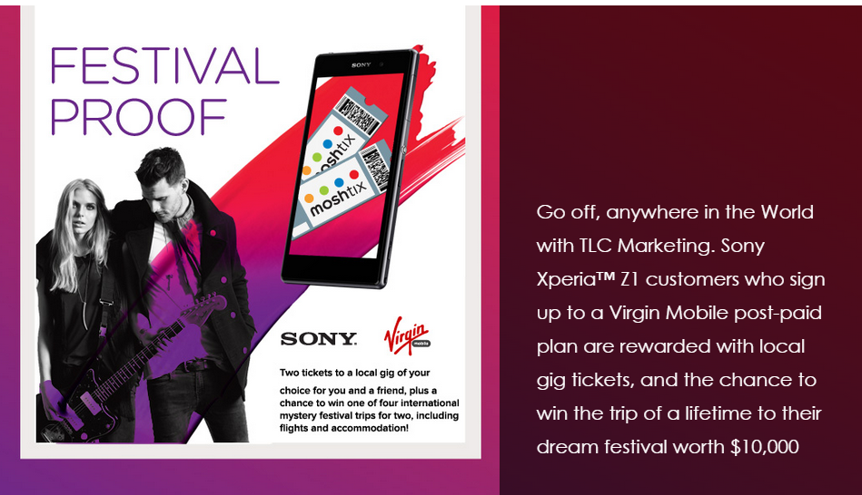 virgin-mobile-consumer-reward-sony-partnership-incentive